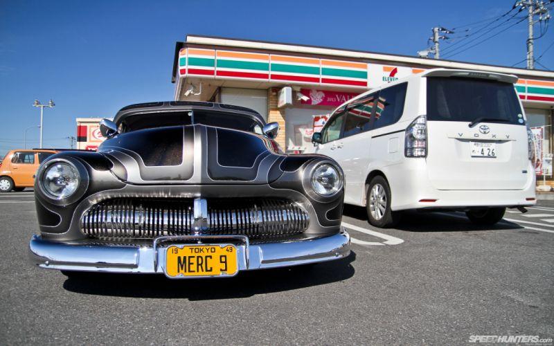 Classic Car Classic Hot Rod Mercury d wallpaper