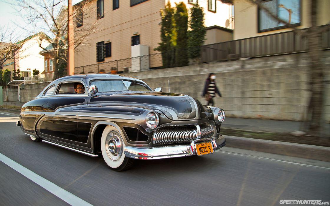 Classic Car Classic Hot Rod Mercury wallpaper