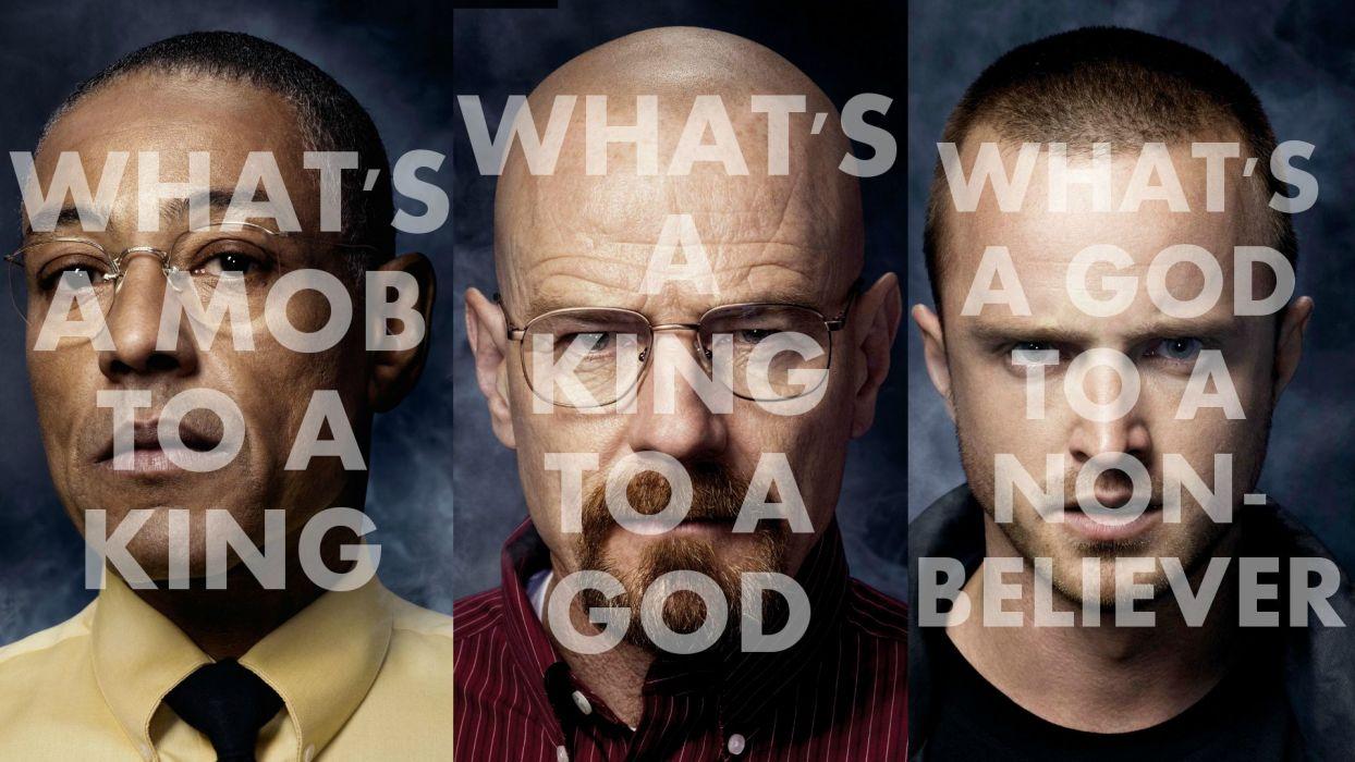 Breaking Bad Walter White Jesse Pinkman Giancarlo Esposito Bryan Cranston Aaron Paul Gustavo Fring wallpaper