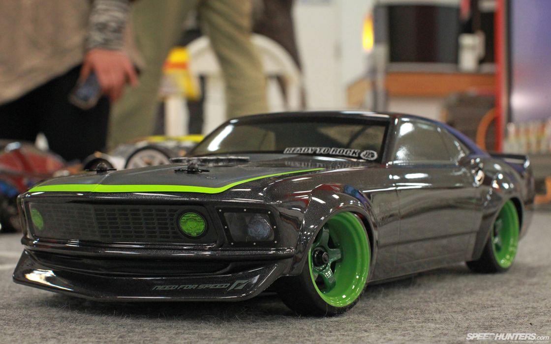 Ford Mustang muscle cars tuning hot rods toys wallpaper