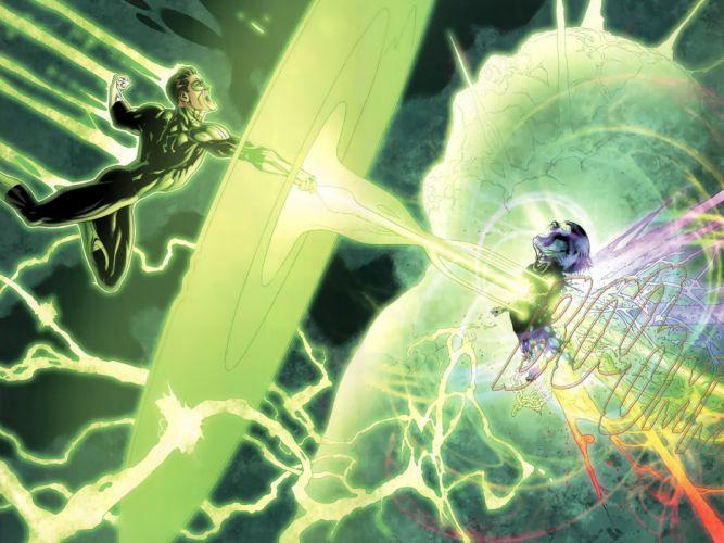 Green Lantern Green Krona DC-comics wallpaper