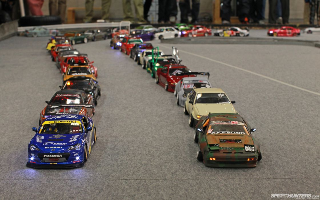 Line RC-Cars Toys Subaru BRZ Nissan 240sx tuning toys wallpaper
