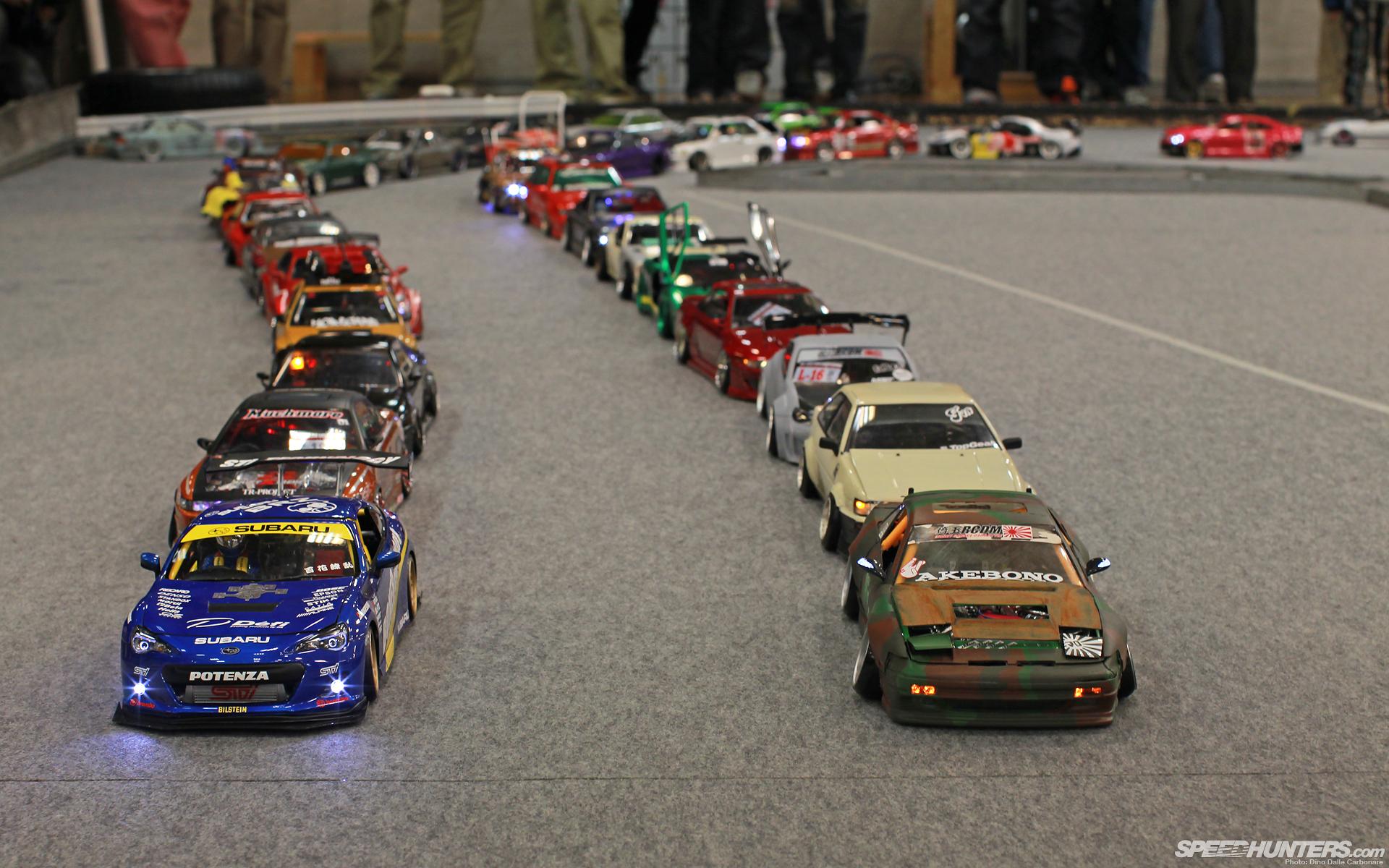 Line Rc Cars Toys Subaru Brz Nissan 240sx Tuning Toys