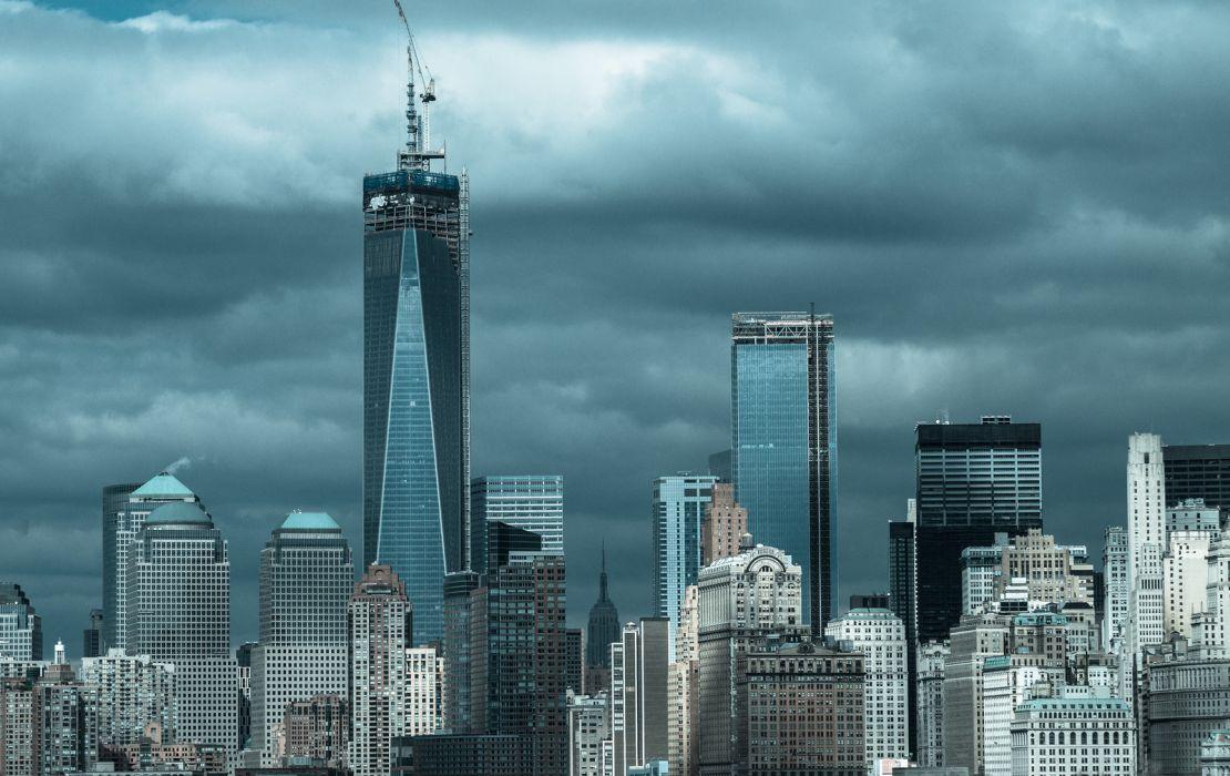 New York Buildings Skyscrapers      d wallpaper