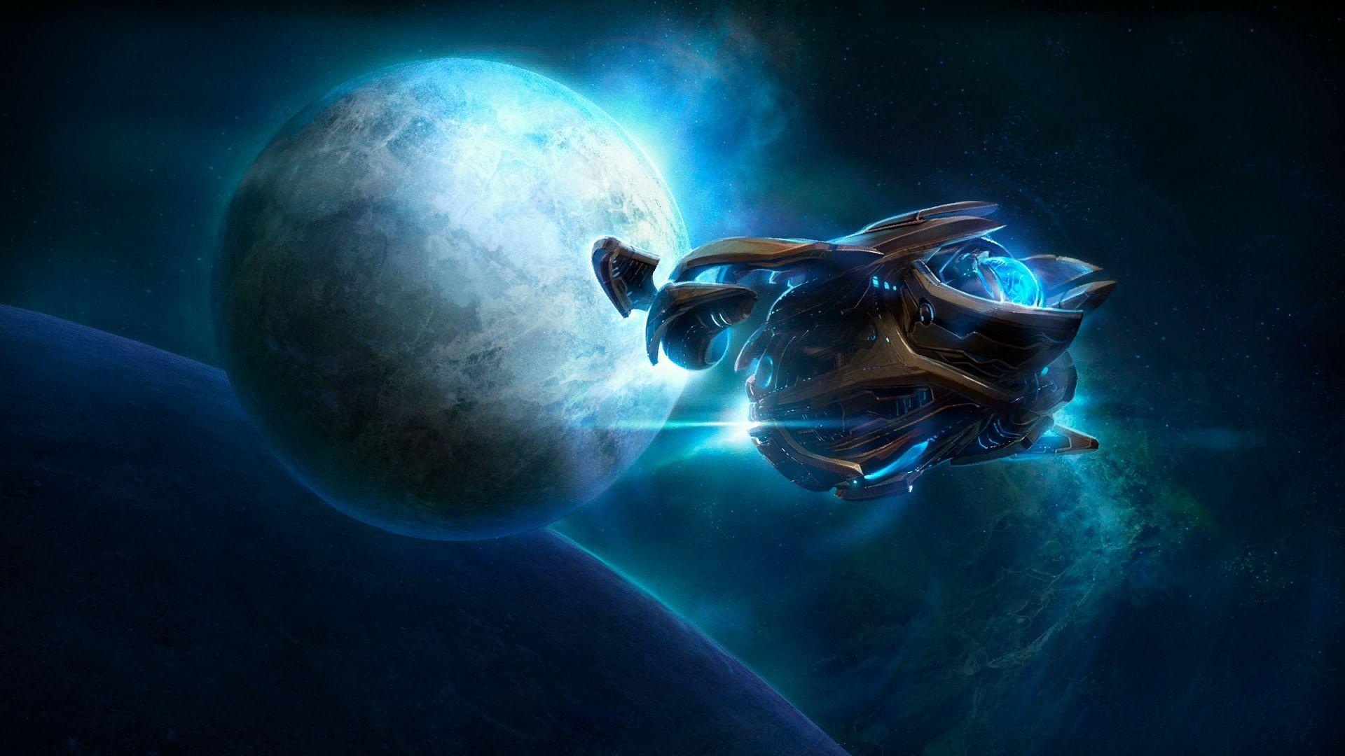 starcraft 2 игры  № 1877559  скачать