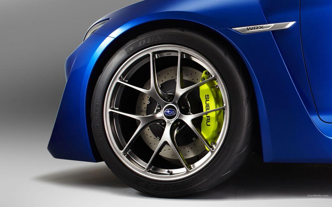 Subaru WRX Concept tuning     g wallpaper