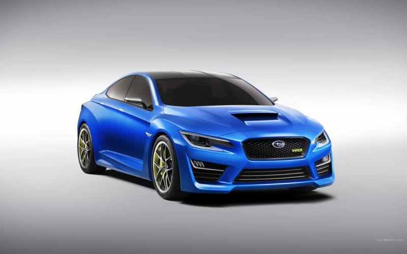 Subaru WRX Concept tuning wallpaper