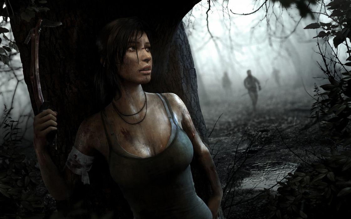 Tomb Raider Lara Croft Wallpaper 2560x1600 67851
