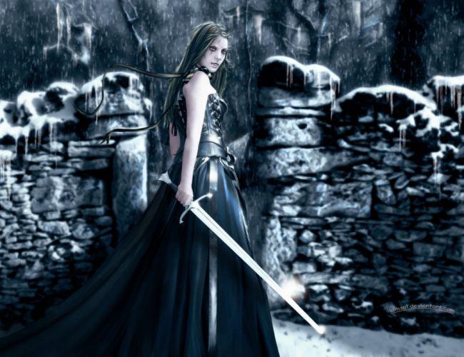 van helsing Vampire Gothic dark wallpaper