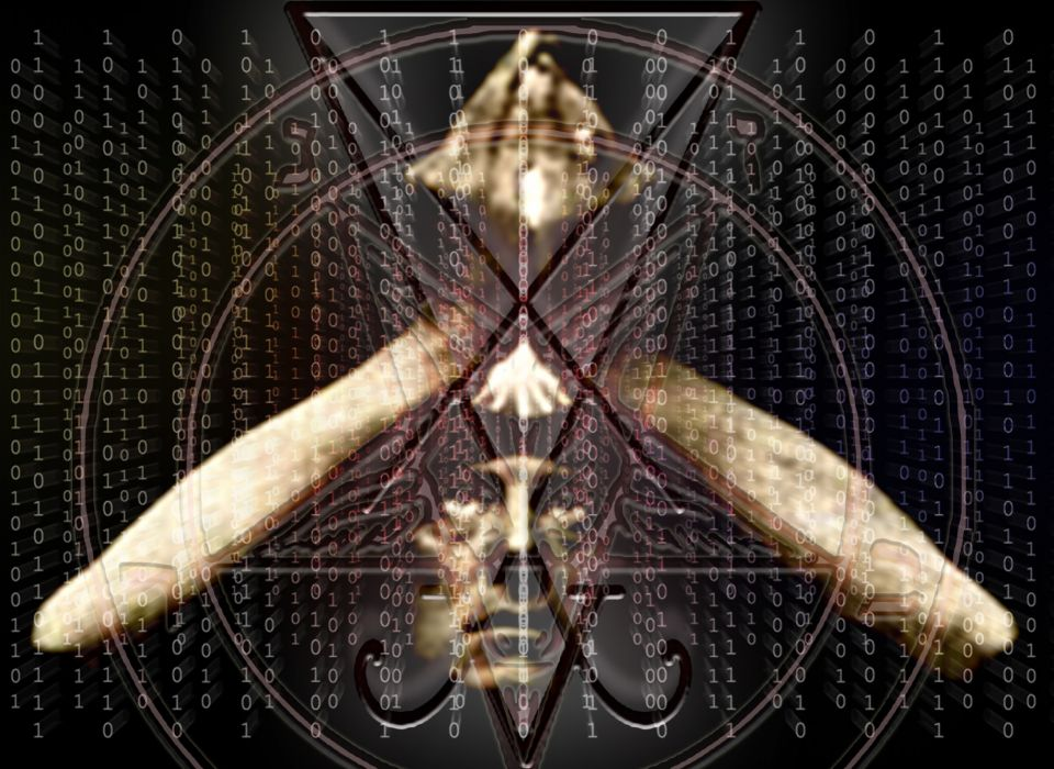 aleister crowley illuminati freemason satanic cultjoshuashanholtz dark horror occult wallpaper