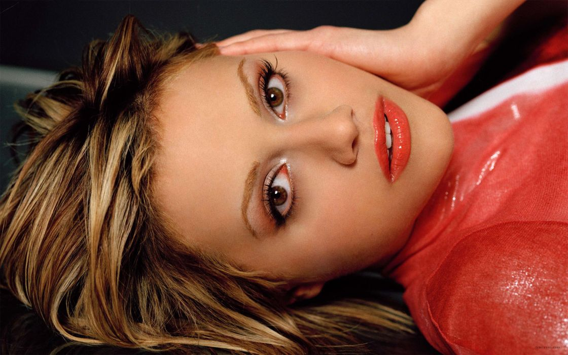 Brittany Murphy actress women females girls sexy babes wallpaper