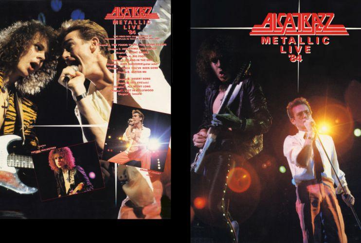 Alcatrazz yngwie malmsteen heavy metal hard rock guitars album covers wallpaper