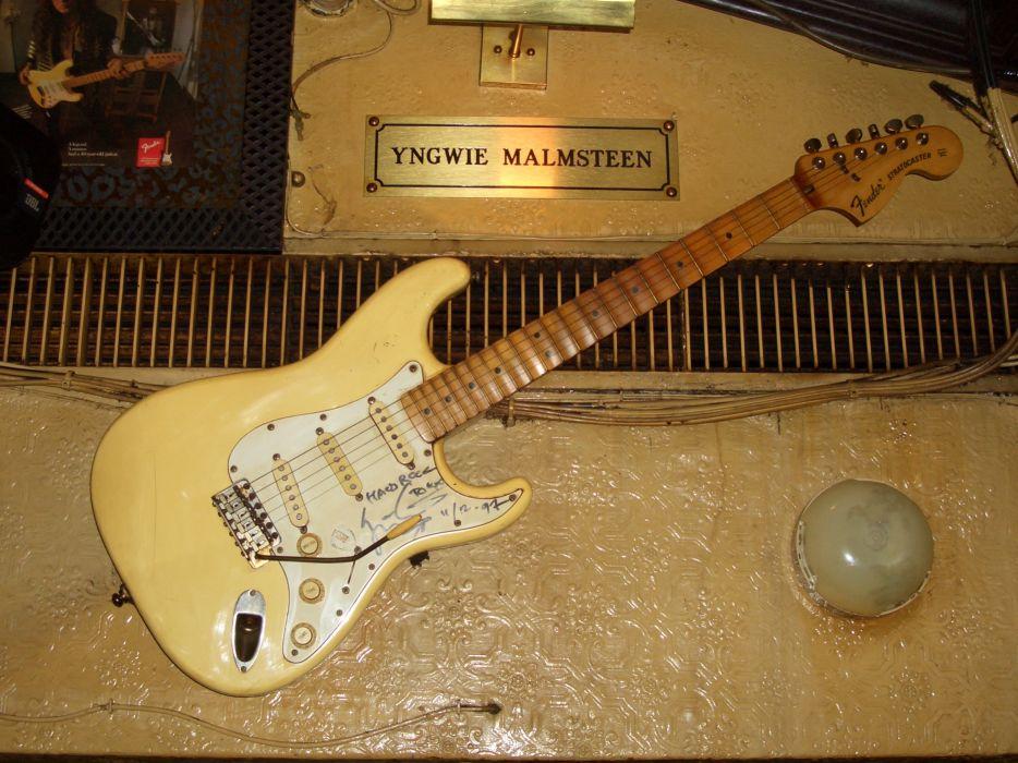 yngwie malmsteen heavy metal hard rock guitars wallpaper