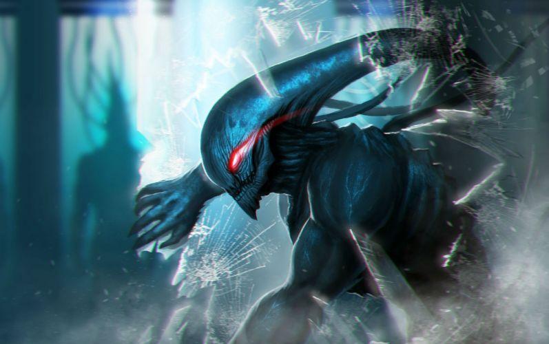 Monsters Aliens Fantasy wallpaper