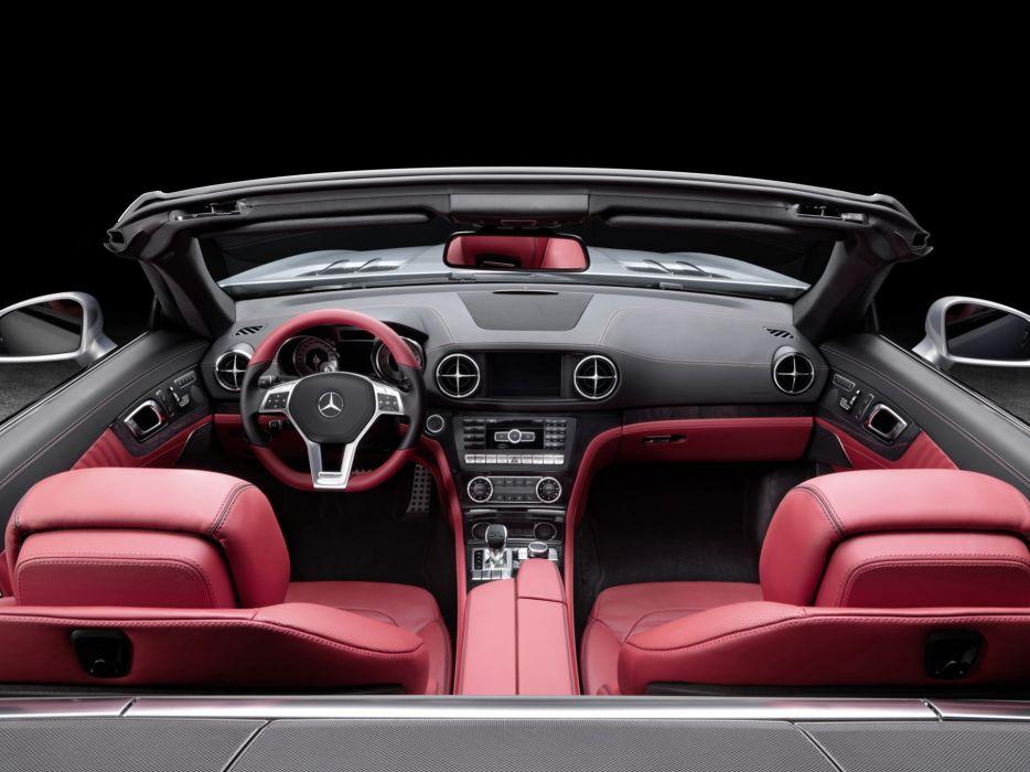 Mercedes Benz Interior wallpaper