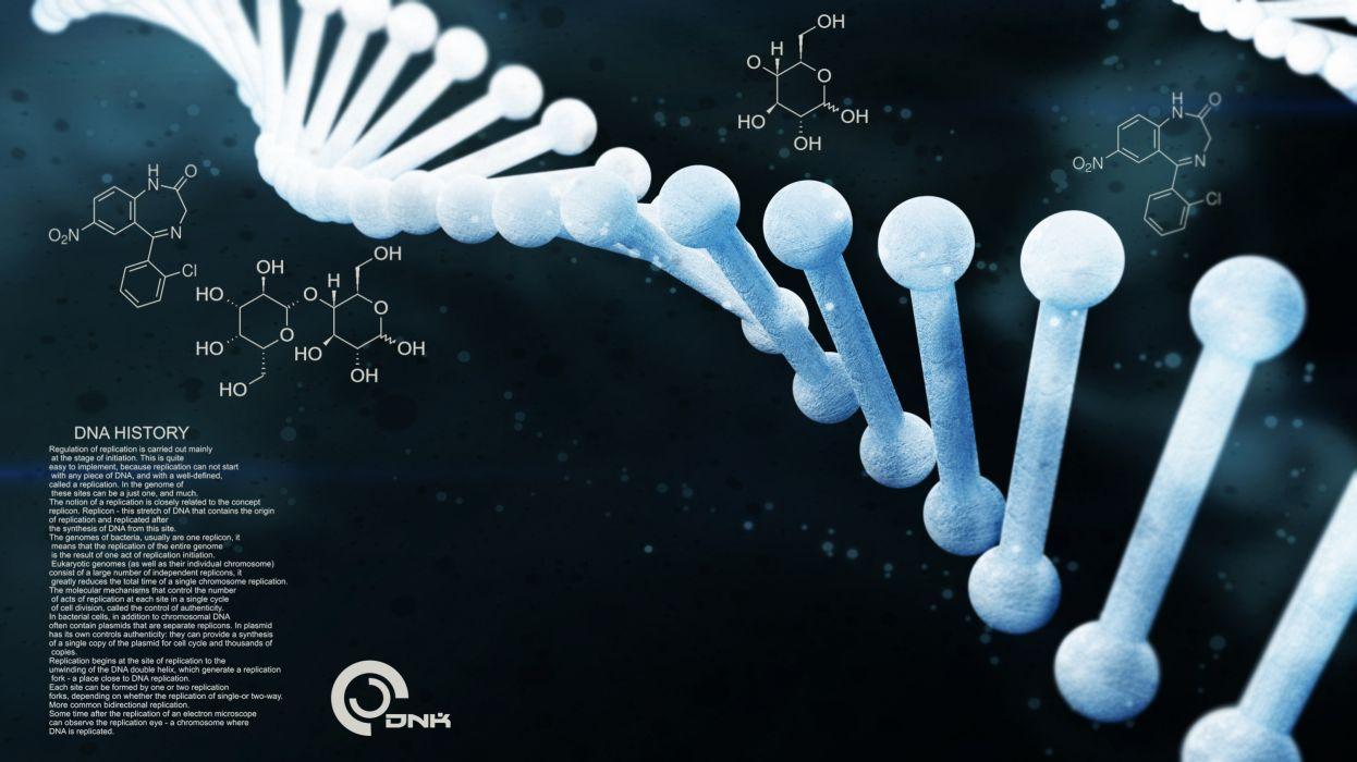 DNA  Krass wallpaper