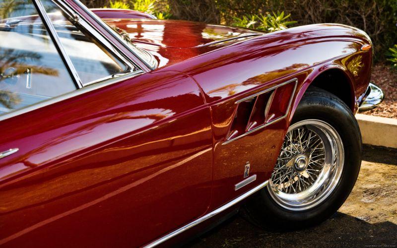 Ferrari Vintage Car wallpaper