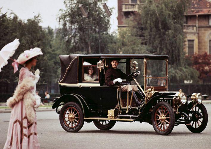 Fiat 1907 wallpaper