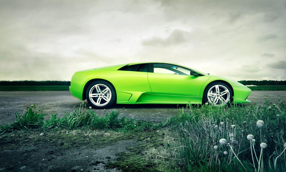 Lamborghini  LP640  Murcielago supercar wallpaper