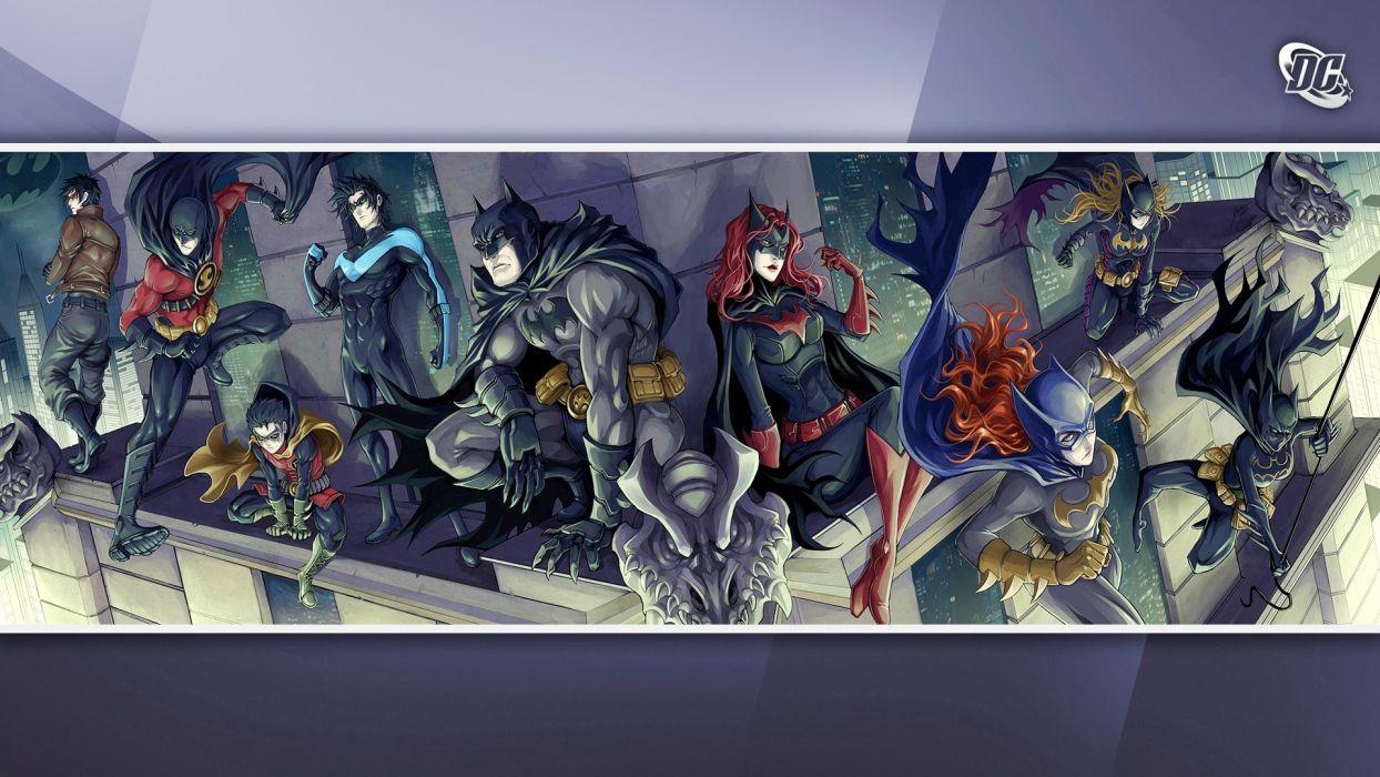Batman Nightwing (DC Comics) wallpaper