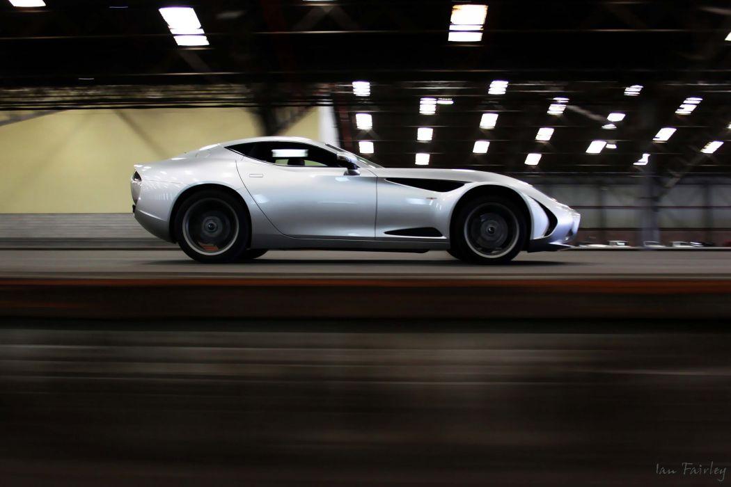 2010 Zagato Perana Z-One supercar       r wallpaper