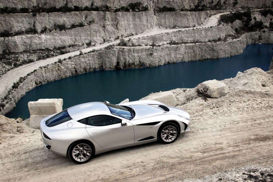 2010 Zagato Perana Z-One supercar      c wallpaper