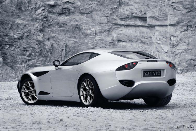 2010 Zagato Perana Z-One supercar b wallpaper
