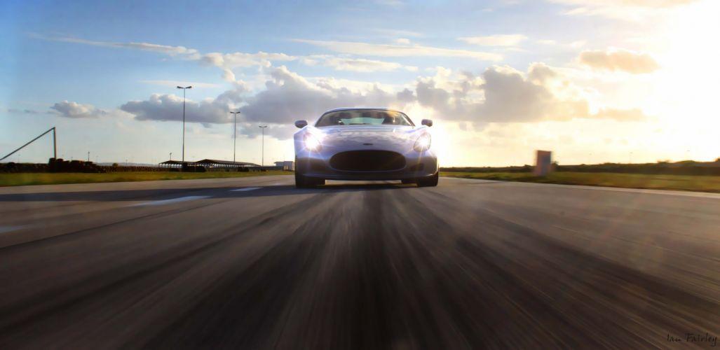 2010 Zagato Perana Z-One supercar d wallpaper