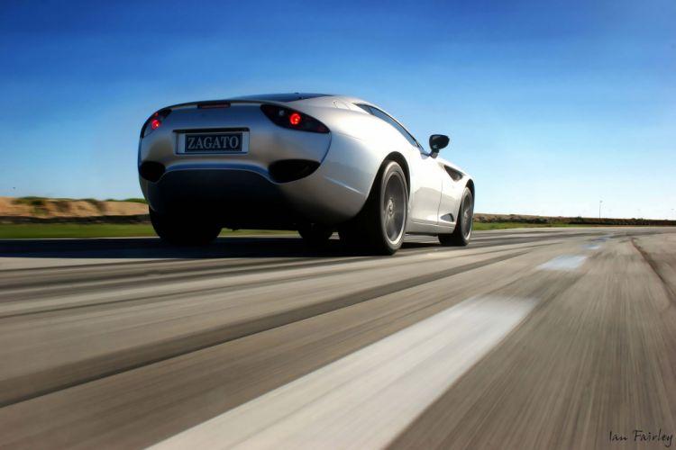 2010 Zagato Perana Z-One supercar s wallpaper