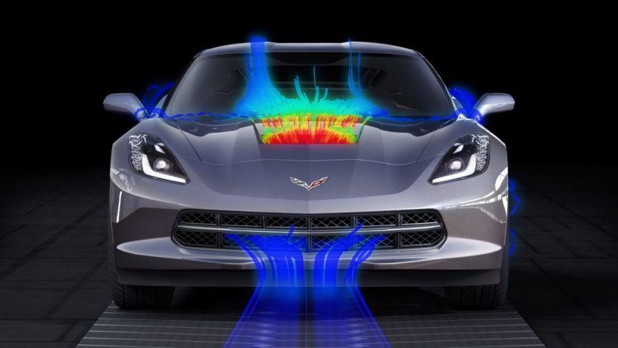 2014 Chevrolet Corvette Stingray wallpaper