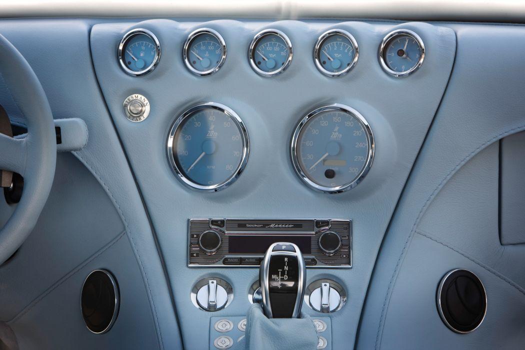 Wiesmann GT-MF4 supercar interior       s wallpaper