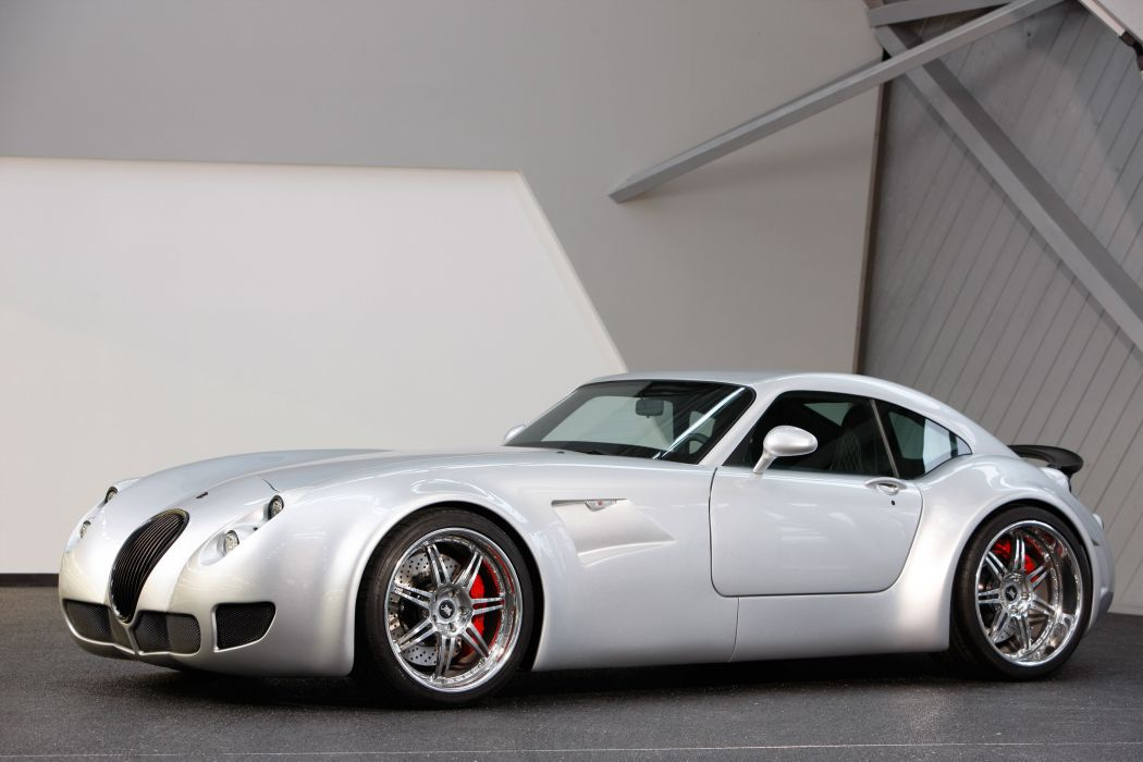 Wiesmann GT-MF5 supercar      b wallpaper