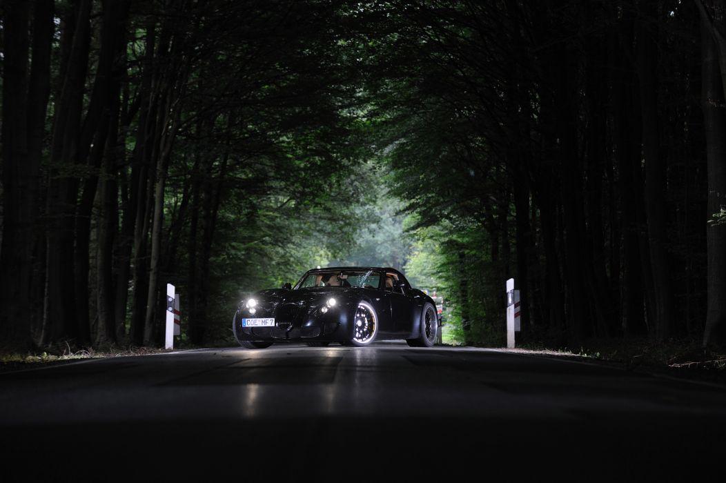 Wiesmann GT-MF5 supercar     r wallpaper