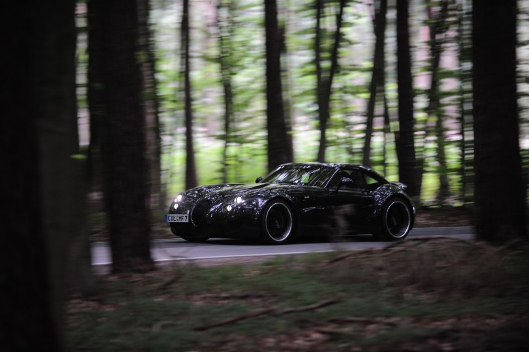 Wiesmann GT-MF5 supercar    r wallpaper