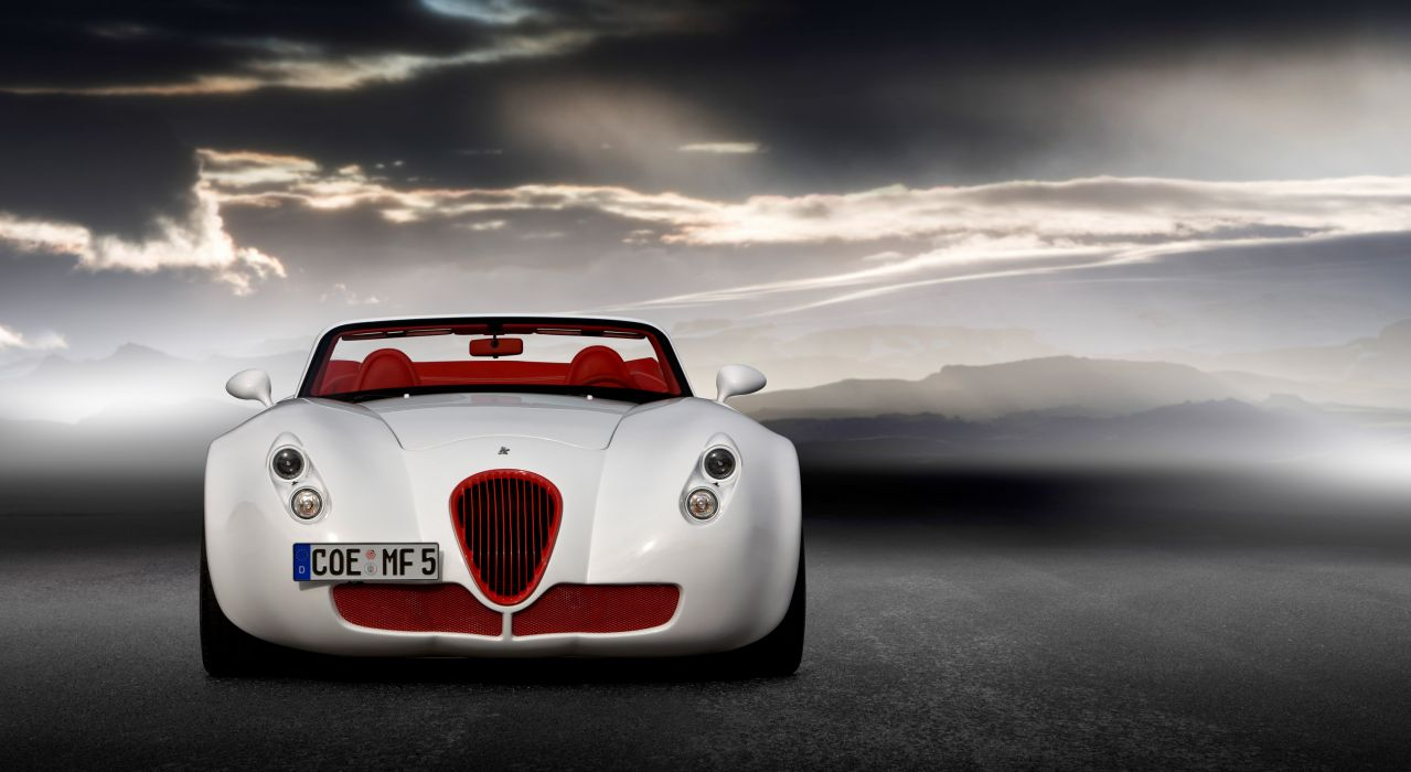 Wiesmann Roadster MF5 Limited Edition supercar     t wallpaper