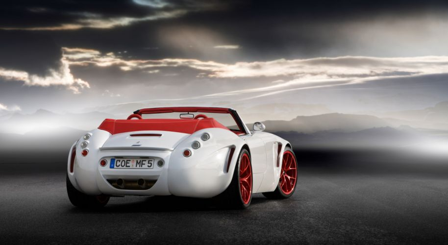 Wiesmann Roadster MF5 Limited Edition supercar q wallpaper