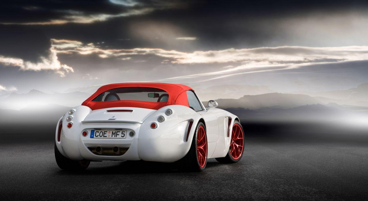 Wiesmann Roadster MF5 Limited Edition supercar wallpaper