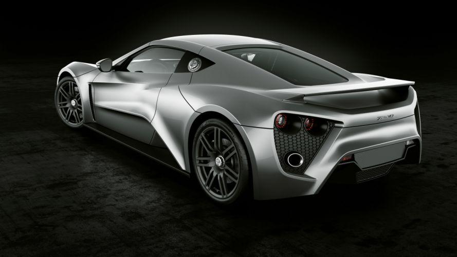 Zenvo ST1 supercar p wallpaper