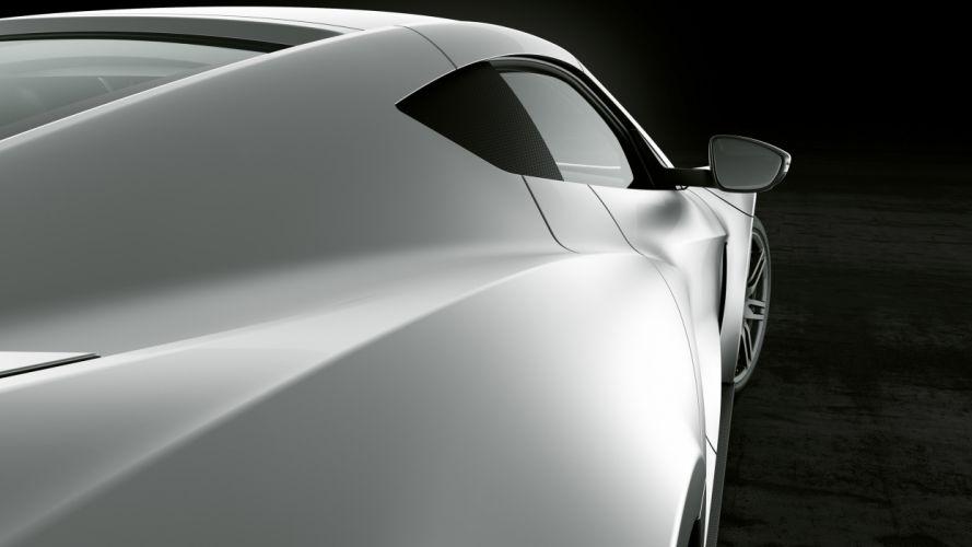 Zenvo ST1 supercar z wallpaper