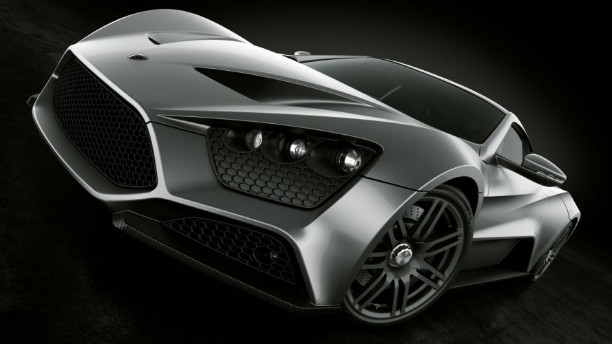 Zenvo ST1 supercar a wallpaper