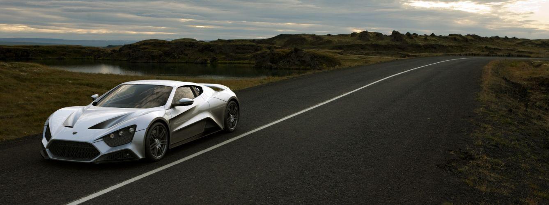 Zenvo ST1 supercar wallpaper