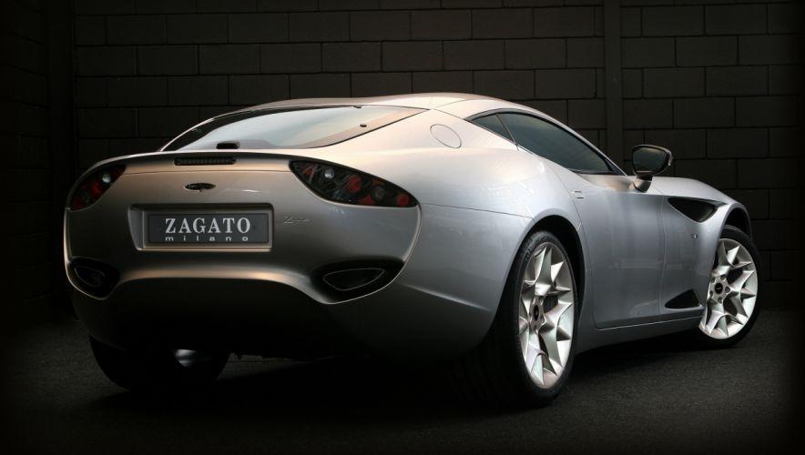 Zagato Perana Z-One supercar w wallpaper