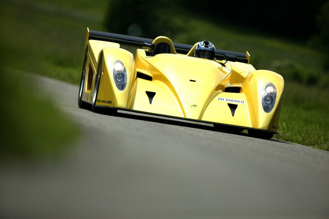 Leblanc Mirabeau race cars supercar      w wallpaper