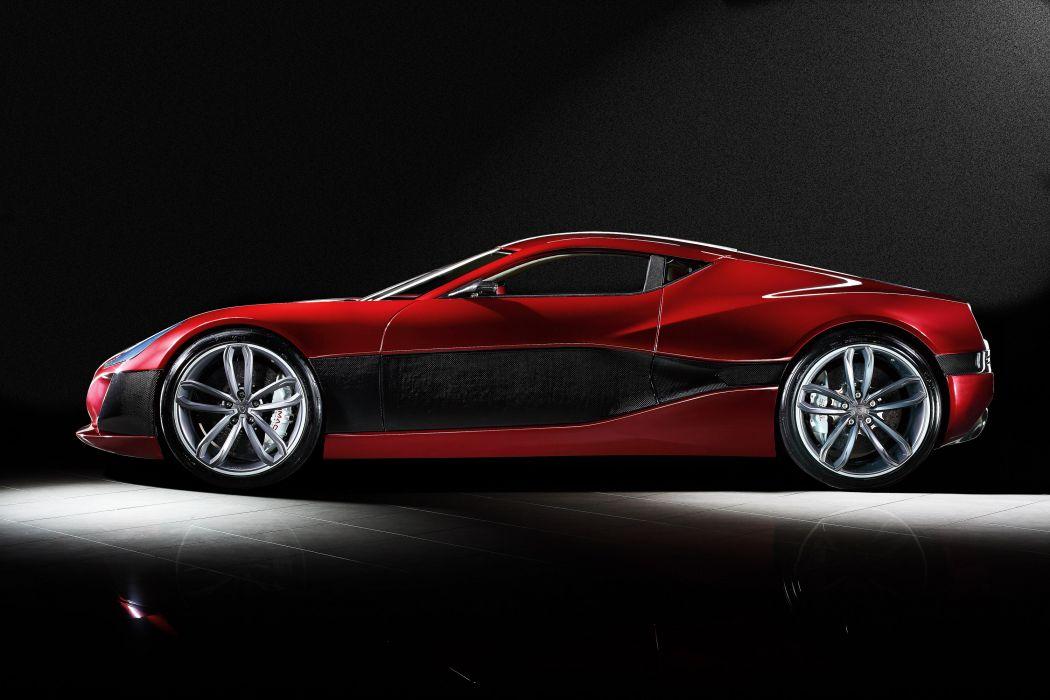 Rimac Concept supercar         r wallpaper