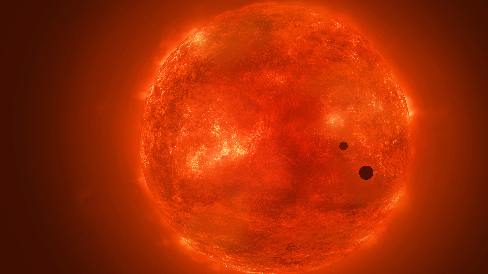 red star planet - photo #29