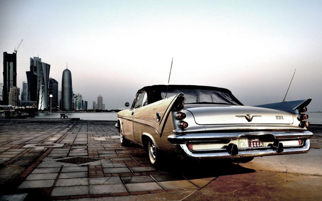 Chrysler Vintage Car wallpaper