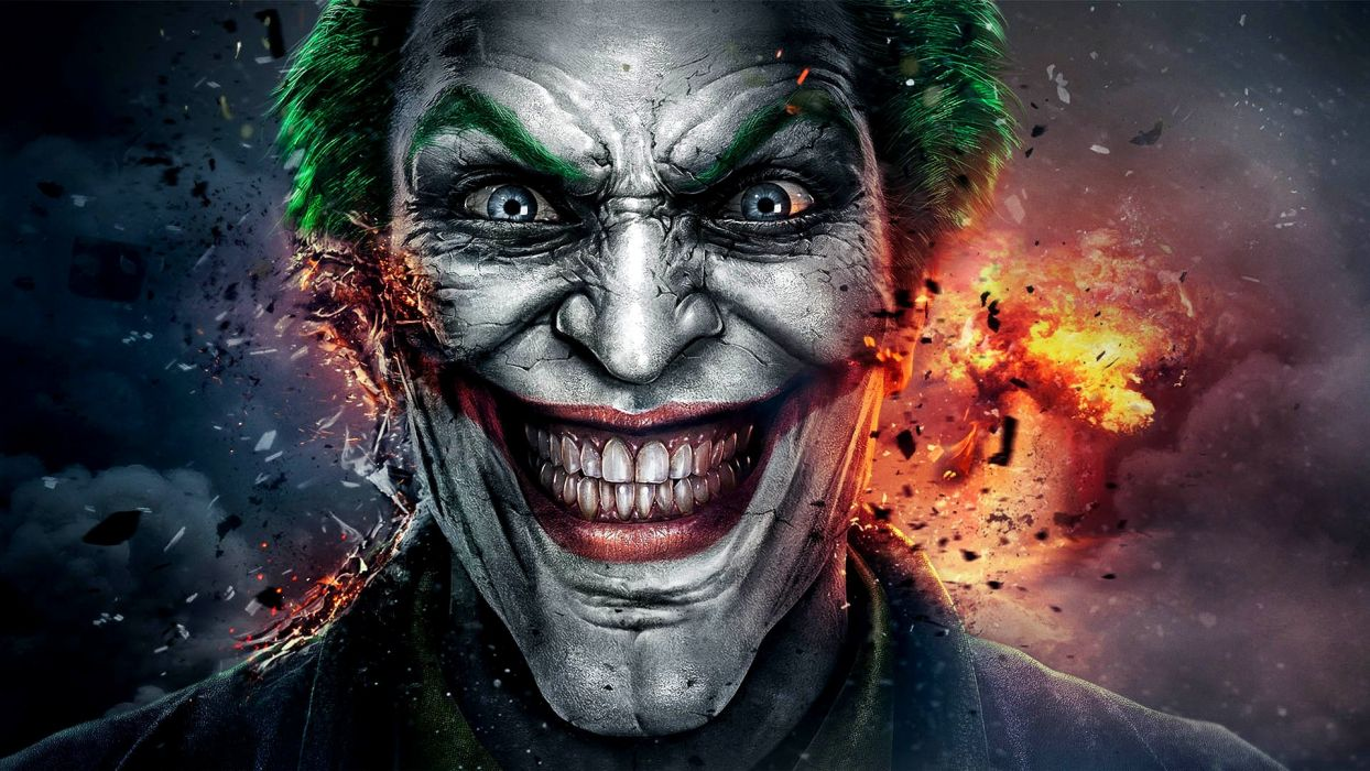 Injustice Batman Joker (DC Comics) wallpaper