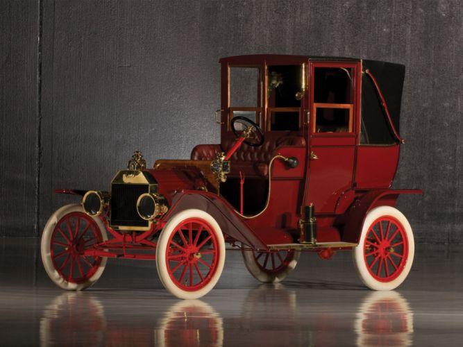 Ford Model T 1909 wallpaper