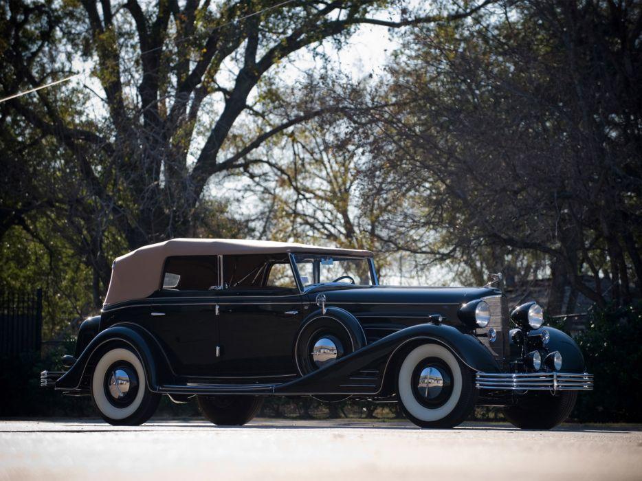 Cadillac Vintage Car wallpaper