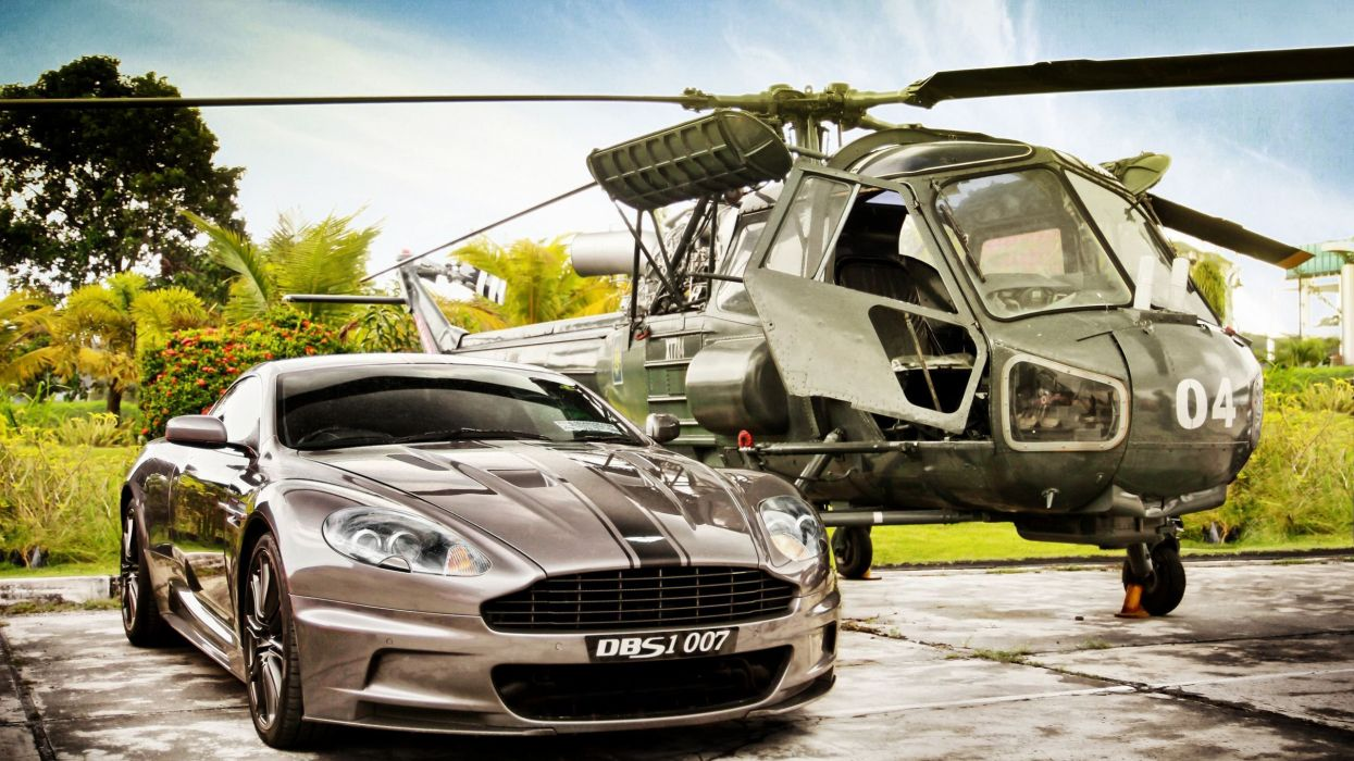 Aston Martin wallpaper